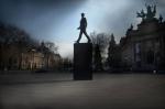 La statue du Général, Paris, mars 2012