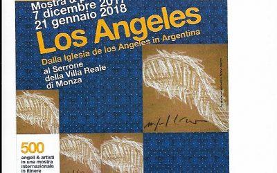 Los Angeles, Villa reale, Monza (Italy) 7.12.2017-21.01.2018